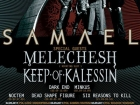 European tour 2011 with Samael/Melechesh/Keep of Kalessin