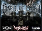 European Tour 2012 with Cradle Of Filth/God Seed/Rotting Christ