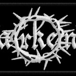 Darkend patch logo