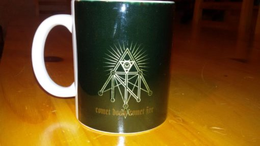 Abyssal Trinity Coffee Cup