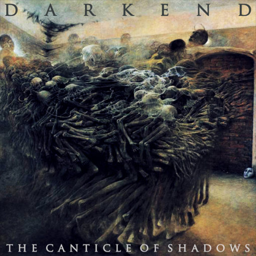 """The Canticle Of Shadows"" – Jewel Case Edition (1000 copies)"
